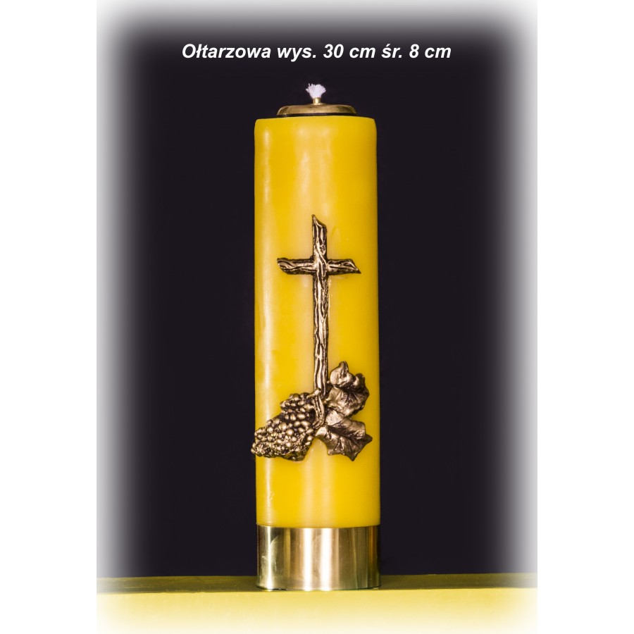 Świeca ołtarzowa 102