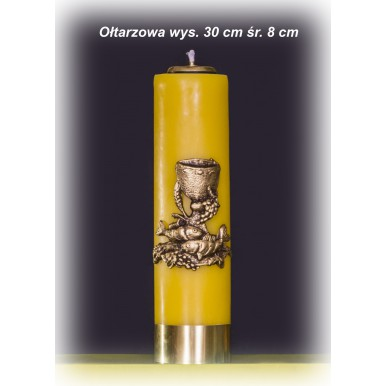 Candle 105